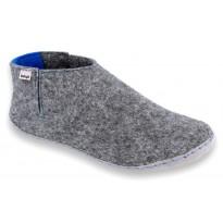 Comfort Flex-Air chodaki spody guma PU białe