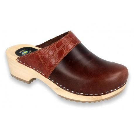 Seahorse Klogga Wooden Clogs Exclusive