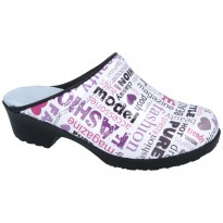 Comfort Flex Clogs PU soles Leather Journal