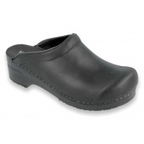 BF wax SoftClogs black