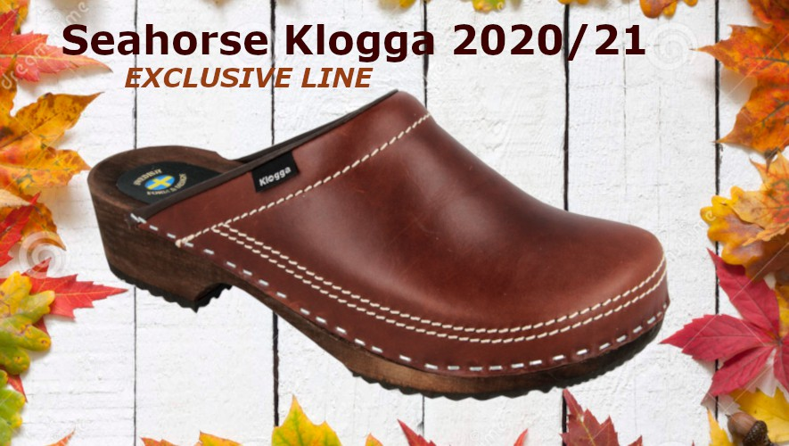 Sehorse exclusive line clogs