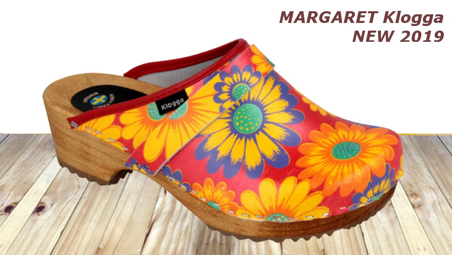 MARGARET clogs